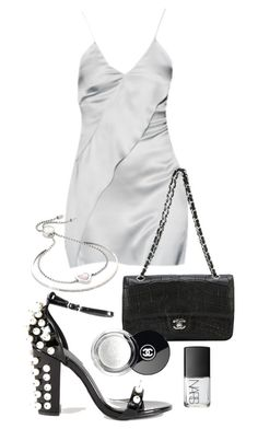"""Untitled #22077"" by florencia95 ❤ liked on Polyvore featuring La Perla, Chanel, Michael Kors and NARS Cosmetics"