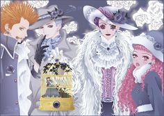 Paradise Kiss - Étape 34 par Ai Yazawa-
