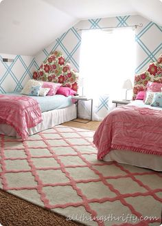 Girls Bedroom.