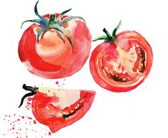 Italian Food Forever » Featured Ingredient ~ Italian Tomatoes ~ Why Do They…