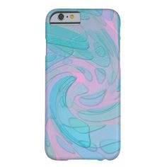 Shop Abstract Art Pink Teal Blue Modern Design Case-Mate iPhone Case created by MHDesignStudio. Iphone 6, Iphone Cases, Teal Blue, Pink, Valentines Gifts For Her, Design Case, Mobile Cases, 6 Case, Other Accessories