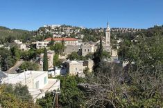 Ein Kerem village in the hills of Jerusalem is the birthplace of John the Baptist Birthplace Of Jesus, Walls Of Jericho, Jerusalem Travel, Israel Tours, Visit Israel, Yacht Cruises, Across The Border, World Religions, John The Baptist
