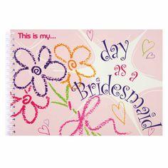 My Day as a Bridesmaid Book