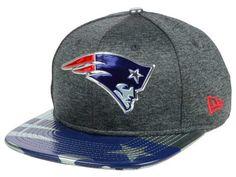 half off 8f9ff 28b88 New England Patriots New Era 2017 NFL Draft 9FIFTY Snapback Cap
