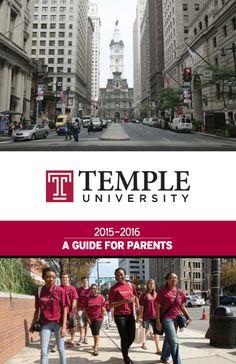 Resources for Temple University   UniversityParent