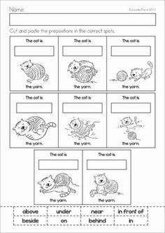Worksheet Preposition Next To Kindergarten Worksheet 1st grade kindergarten math reading worksheets wheres the bear prepositions worksheetspreposition activitiesenglish