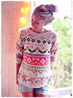 New knit on the blog | Me Naiset