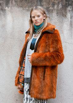 Stylist: Ulrika Lindqvist Photographer: Lisa Hasselgren Hair and makeup:Sara Eriksson Model: Elise/Stockholmsgruppen Published in Daisy Beauty #6/2015