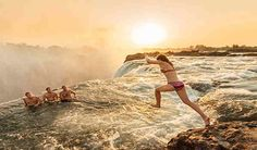 Are you looking for Victoria Falls Devils Pool facts for your future exploration purposes? In this article we give you the facts about this amazing place.