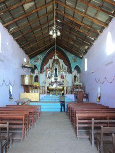 Iglesia de Calipuy, en Santiago de Chuco, La Libertad
