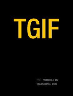 That damn Monday