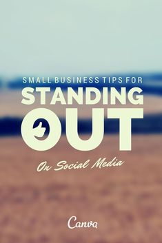 31 Experts Give Their Best Small Business Tips for Standing Out on Social Media http://www.postplanner.com/small-business-tips-for-standing-out-on-social-media/