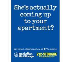 Spring 2002 Ad Campaign - http://www.manhattanministorage.com/ourads/ad17.jsp