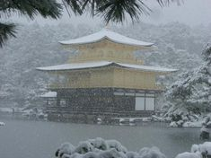Temple du Pavillon d'or (Kinkaku-ji) (Kyoto) - TripAdvisor Kyoto, Temples, Trip Advisor, Outdoor, Deck Gazebo, Outdoors, Temple, Outdoor Games