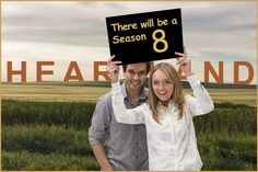 There will be a season 8 of Heartland!!! <3 YAHOOOOOO!!!!