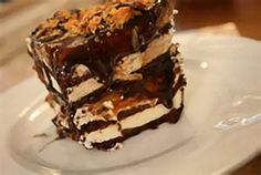 michelle duggar's ice cream sandwich cake....this is very good and easy to make
