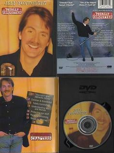"Totally Committed by Jeff Foxworthy (CD, May-1998, Warner Bros.)  Comedian Jeff Foxworthy shot to national fame with his hilarious stand-up routine ""You Know You're a Redneck If. . . ."" Part outrageous humor, part social commentary, Foxworthy's redneck routines are spot-on recreations of the American southern culture. On TOTALLY COMMITTED, originally aired as an HBO Special, the comedian tackles subjects like baldness, marriage, and commemorative plates."