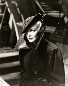 madeleine carroll | Madeleine Carroll, 1930 | Hollywood Hats