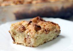 PANELATERAPIA - Blog de Culinária, Gastronomia e Receitas: Torta Rabanada