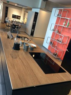 Dekton Valterra @showroom Kitchen-Suite Hasseltweg/Genk