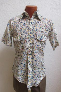 afb18a95c62b3 34 Best 1960's Mens Shirts and Pants images in 2019 | Men, Shirts, 1960s