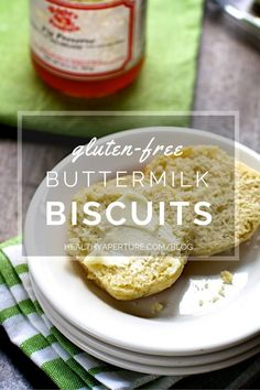 Choosing the right gluten free flour is the key to creating a gluten free butter milk biscuit that's not dense or crumbly. This version from @ReganJonesRD is spot on.