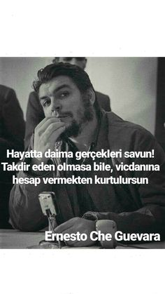 Che Guevara Quotes, Save Our Souls, Ernesto Che Guevara, Best Quotes, Life Quotes, Revolutionaries, Cool Words, Life Lessons, Quotations
