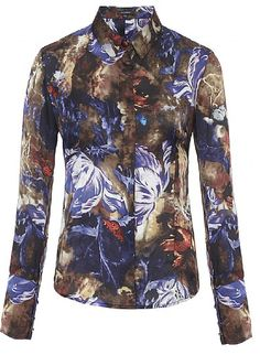 The kind of shirt your mum will buy for your birthday, tell you that you look 'handsome' in it and you'd continue to wear it out of guilt of not upsetting your mother dearest...pretty much a shirt any geek would be proud of!