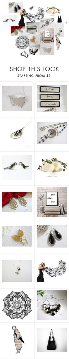 """""""Relax, Soak and Unwind"""" by inspiredbyten on Polyvore featuring Goebel"""
