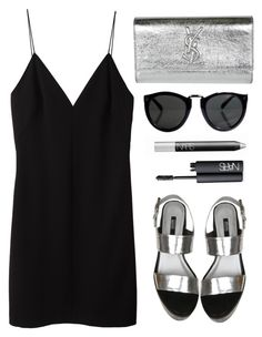 """Untitled #333"" by style-dreams ❤ liked on Polyvore featuring T By Alexander Wang, Senso and NARS Cosmetics"