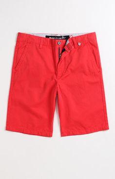 Cyrus Solid Color Shorts