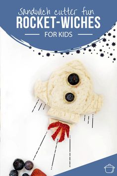 Need healthy snack ideas for kids? Or toddler lunch ideas? Or something fun for a space party? This rocket-wich is so fast and easy using sandwich cutters! It's a party stylists secret weapon. And makes sandwiches WAY more fun for kids. Find out how and get more Space food ideas at PartiesWithACause.com #spacefood #sandwichideas #sandwichcutters Toddler Lunches, Toddler Food, Astronaut Party, Space Food, Creative Snacks, Rock Star Party, How To Make Sandwich, Space Party, Camping Crafts