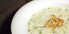 #RECETA Sopa fría de palmito, almendras y aceitunas – Animal Gourmet