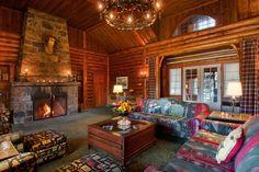 Cozy Winter Lodges: Hotels Photo Gallery by 10Best.com The Fairmont Jasper Park Lodge, Alberta