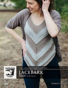 Ravelry: Lacebark Tunic pattern by The Firefly Hook