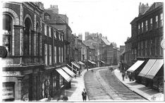 Old York illustrated: Life, death and disorder in Micklegate - YorkMix Yorkshire England, North Yorkshire, Old Bar, Duke Of York, Old Street, West London, New Series, Old Pictures, United Kingdom
