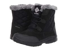 Columbia Ice Maiden™ Shorty | Zappos.com Warm Winter Boots, Cold Weather Boots, Faux Fur Collar, Fur Collars, Snow Sneakers, Columbia Boots, Snow Boots Women, Walk In The Woods, Winter Fashion Outfits