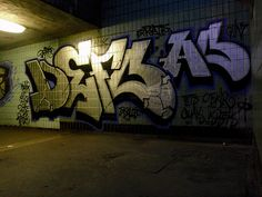 Graffitti in Manchester ....