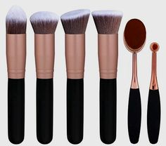 BS-MALL Face Foundation Powder Liquid Cream Makeup Brushes Set Synthetic Makeup brushes(Pack of 6)  BUY NOW     $29.99    BS-MALL New Arrival Set.Package include 4 blender makeup brushes and 2 Toothbrush Style Makeup brushes Super Soft but firm and ..  http://www.beautyandluxuryforu.top/2017/03/08/bs-mall-face-foundation-powder-liquid-cream-makeup-brushes-set-synthetic-makeup-brushespack-of-6-2/