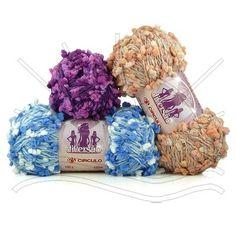 Para um tricô descontraído, infantil e adulto, utilize o Fio Diversão e conte ainda com um toque suave de algodão.     Fabricante: Circulo