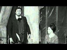▶ Luciano Pavarotti and Mirella Freni in La Bohème - YouTube