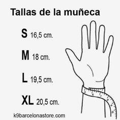 medidas pulseras - Buscar con Google #bisuteriafina #bisuterias #anillosbisuteria #anillos #Bisuteriabarata