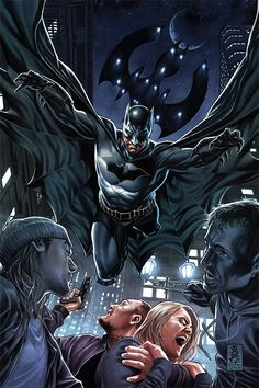 Detective Comics #982 Announces New Creative Team Takeover