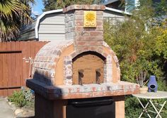 The Perini Family Wood Fired DIY Brick Pizza Oven in California - BrickWood Ovens