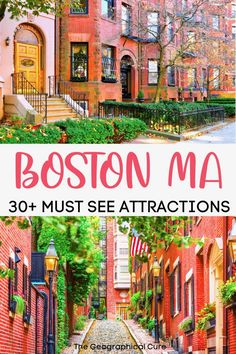 Looking for amazing things to do and see in Boston? Here's my guide to the must visit landmarks and attractions in Boston, for your Boston bucket list. The country's oldest city, Boston is steeped in American history. It's one of the best and most beautiful cities in the United States. With this Boston travel guide and itinerary, you'll discover the most famous sites, world class museums, best destinations, and some hidden gems in Boston. Boston Itineraries | New England Destinations