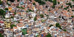 Rocinha is the largest hill favela in Rio de Janeiro. Although favelas are found in urban areas throughout Brazil, many of the more famous ones exist in Rio – a widely photographed city Favelas Brazil, Rio De Janerio, City Of God, Brazil Travel, The Day Will Come, South America Travel, Slums, Travel Inspiration, City Photo