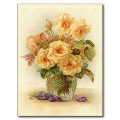 >>>Smart Deals for          Victorian French Yellow Roses Vintage Postcard           Victorian French Yellow Roses Vintage Postcard you will get best price offer lowest prices or diccount couponeDeals          Victorian French Yellow Roses Vintage Postcard Review from Associated Store with ...Cleck See More >>> http://www.zazzle.com/victorian_french_yellow_roses_vintage_postcard-239675863223468945?rf=238627982471231924&zbar=1&tc=terrest