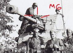 PB118 Marder II Sd.Kfz 131 Sd.Kfz 132 einschießen Maschinengewehr MG Hammer !!! | eBay