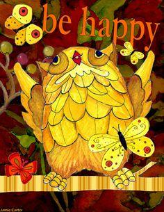 Happy Happy Day by Jamie Carter - porterfieldsfineart