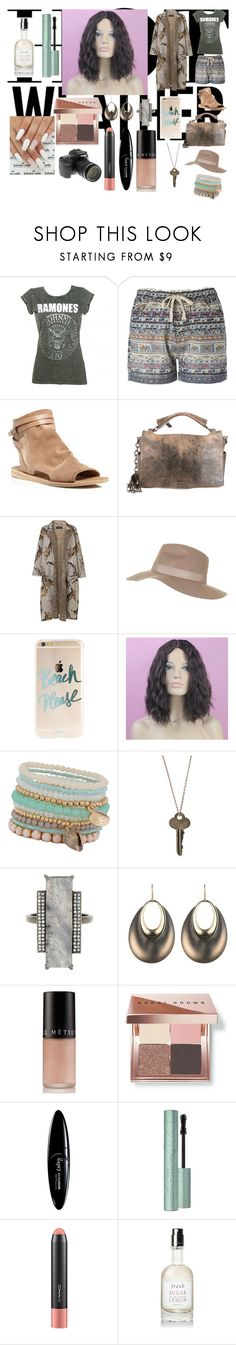 """Ramones."" by it-srabina ❤ liked on Polyvore featuring Vince, Givenchy, By Malene Birger, Topshop, ALDO, The Giving Keys, ADORNIA, Alexis Bittar, Le Métier de Beauté and Bobbi Brown Cosmetics"